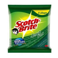 Scotch-Brite Scrub Pad, S-Shape