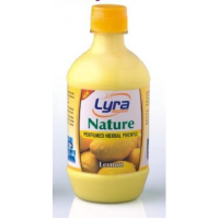 Lyra Nature Herbal Sanitizer Lemon (Scented Phenyl), 500ml