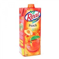 Real Juice Peach, 1ltr