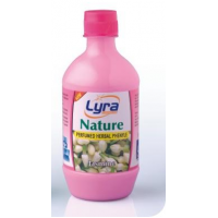 Lyra Nature Herbal Sanitizer Rose (Scented Phenyl), 500ml