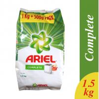 Ariel Complete Detergent Powder, 1.5kg