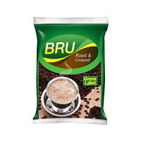 Bru Roast & Ground Coffee Powder, 100g
