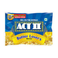 Act II Microwave Popcorn Butter Flavour, 99g