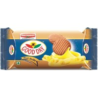 Britannia Good Day Butter Cookies Biscuits, 100g