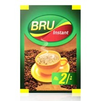 Bru Instant Coffee Powder Sachet, Rs 2 - Pack of 25