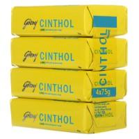 Godrej Cinthol Lime Refreshing Deo 4U*75g=300g