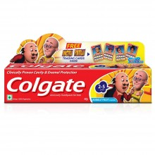 Colgate Toothpaste for Kids (2-5 years), Bubble Fruit flavour,  40g