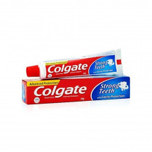 Colgate Strong Teeth Toothpaste, 18g