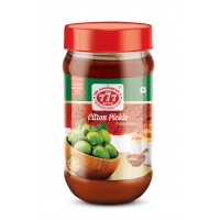 777 Citron Pickle (With Out Garlic) 200g Buy 1 Get 1 Free