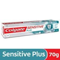 Colgate Sensitive Plus Tooth Paste, 70g