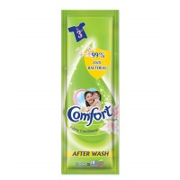 Comfort After Wash Anti-Bacterial Action Fabric Conditioner, 18ml 3 Rs Sachet Pack of 17