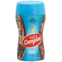 Complan With Memory Chargers Refill - 450 g (Badam Chocolate) Jar