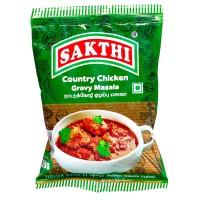 Sakthi Country Chicken Gravy Masala, 50g
