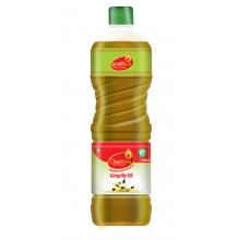 Daaniya Wood Pressed Gingelly Oil, 500ml