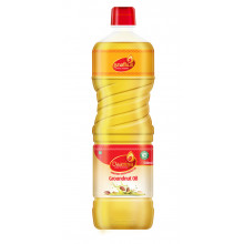 Daaniya Wood Pressed Groundnut Oil, 500ml