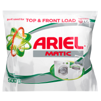 Ariel Matic Top Load Detergent 500gm