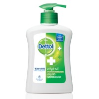 Dettol Handwash Original Pump, 200ml