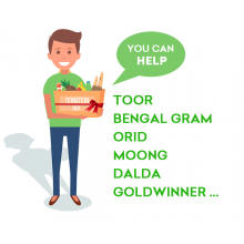 Grocery Package - Rs 10000