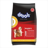 Drools Dog Food Puppy Nutrition, 1.2kg