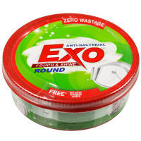 Exo Round Dishwash  Bar, 250g
