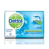Dettol Cool Blue Soap, 125g