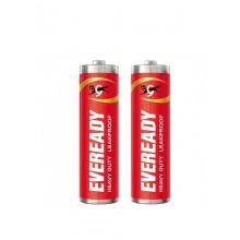 Eveready Heavy Duty Battery AAA, Pack of 2