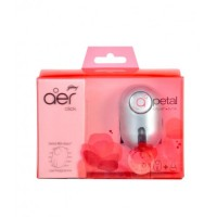 Godrej Aer Click Gel Fragrance Petal Crush Pink, Starter + Refill