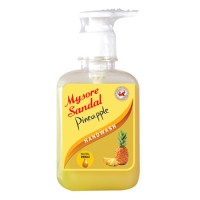 Mysore Sandal Handwash, Pineapple, 250ml