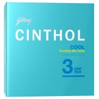 Godrej Cinthol Cool 3*75g Soap Pack