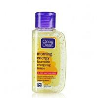 Clean & Clear Morning Energy Face Wash, Lemon, 100ml