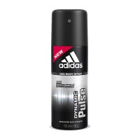 Adidas Deo Body Spray, Dynamic Pulse, 150ml