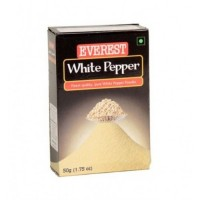 Everest White Pepper Powder, 50g