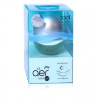 Godrej Aer Twist Gel, cool surf blue, Car Fragrance