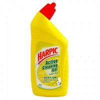 Harpic Fresh Citrus Disinfectant Toilet Cleaner, 500ml