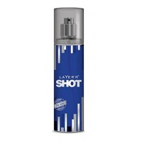 Layer'r Shot Body Spray, Deep Desire, 135ml