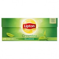 Lipton Flavoured Green Tea, 25 bags