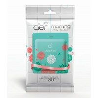 Godrej Aer Pocket Morning Misty Meadows, 10g