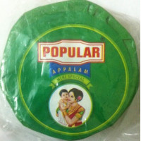 Popular Appalam Mini Special, 80g