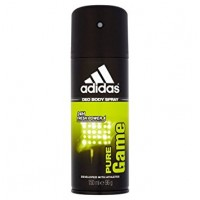 Adidas Deo Body Spray, Pure Game, 150ml