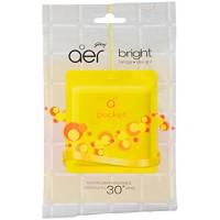Godrej Aer Pocket Bright Tangy Delight, 10g