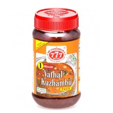 777 Vathal Kuzhambu Paste, 300g