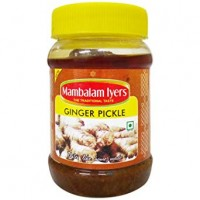 Mambalam Iyers,Ginger Pickle,200g