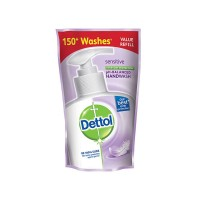 Dettol Handwash Refill Pouch, Sensitive, 175ml - Buy 3 Save Rs 40