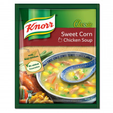 Knorr Classic Sweet Corn Chicken Soup, 42g