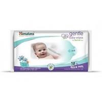 Himalaya Gentle Baby Wipes , 12 Wipes
