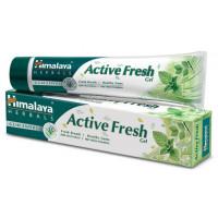 Himalaya Active Fresh Gel Tooth Paste 80g