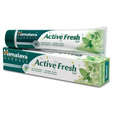 Himalaya Active Fresh Gel Tooth Paste,  80g
