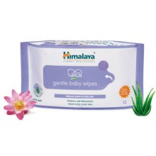 Himalaya Gentle Baby Wipes - 72 Cloth Wipes