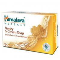 Himalaya Honey & Cream Soap 125g
