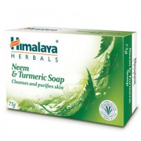 Himalaya Neem & Turmeric Soap 125g